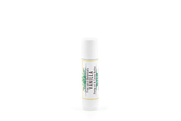 Vanilla Hemp Oil Lip Balm