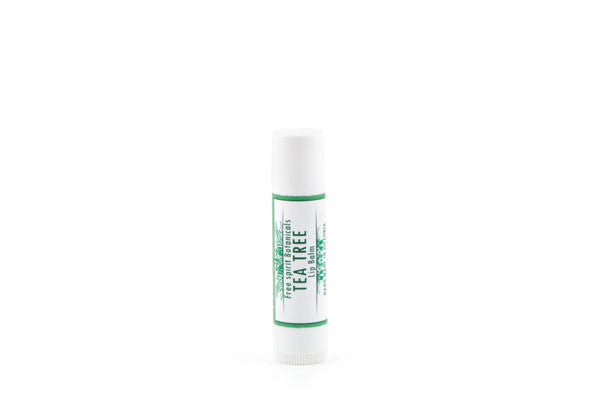 Tea Tree Shea Butter Lip Balm