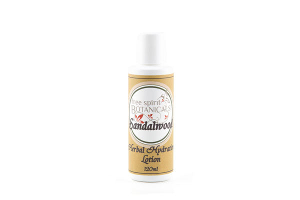 Sandal Wood Herbal Hydration Lotion (Hemp Oil Base)