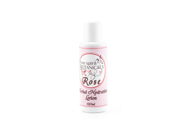 Rose Herbal Hydration Lotion