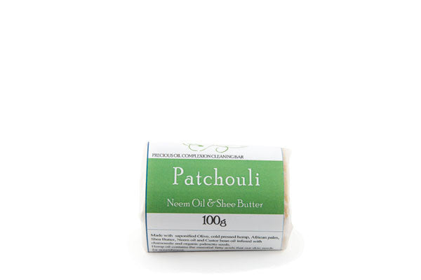 Patchouli Cleansing Bar