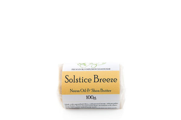 Solstice Breeze Cleansing Bar