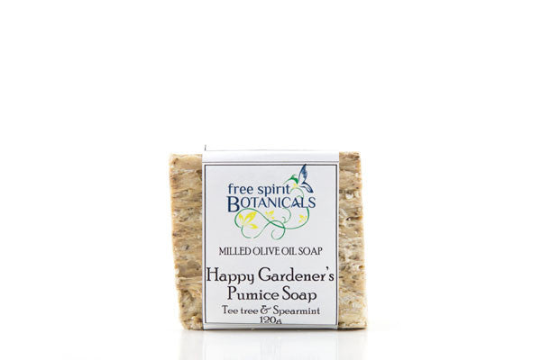 Happy Gardener's Pumice Herbal Bar