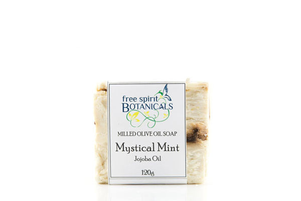 Mystical Mint Herbal Bar