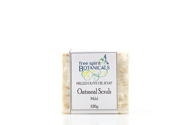 Oatmeal Scrub Herbal Bar