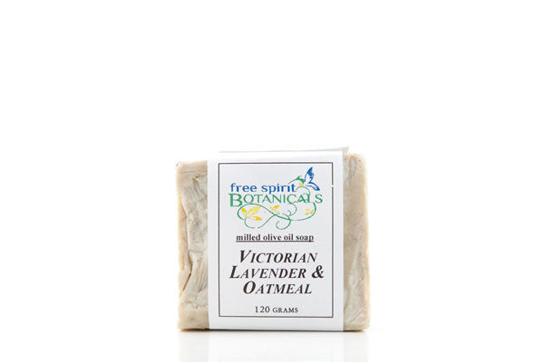 Victoria Lavender Herbal Bar