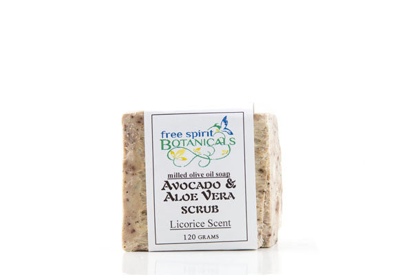 Avocado Aloe Vera Herbal Bar