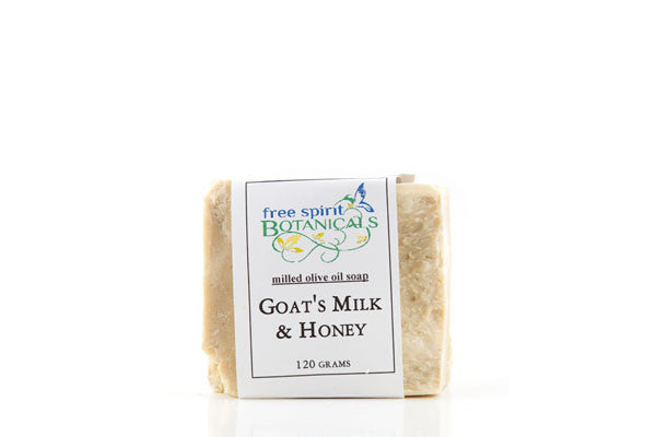 Goat's Milk and Honey Herbal Bar