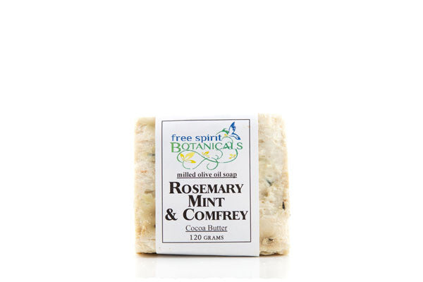 Rosemary Mint Herbal Bar