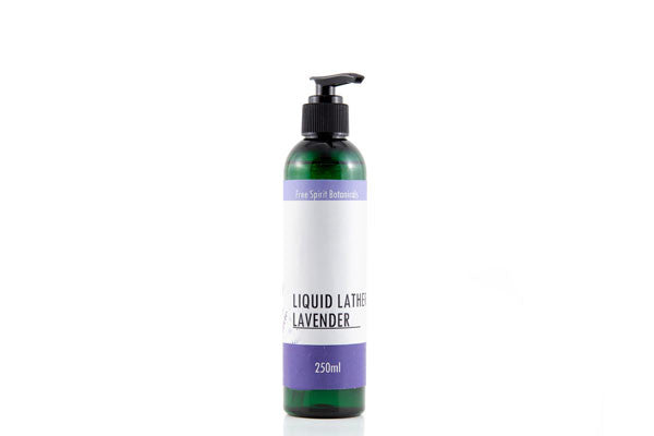 Body Lather (Liquid Soap)--Lavender