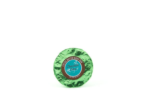 Chocolate Mint Body Cocoa Butter Bar
