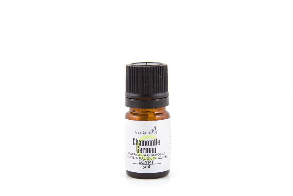 Chamomile German (Egypt)(15% Essential oil in Jojoba oil)
