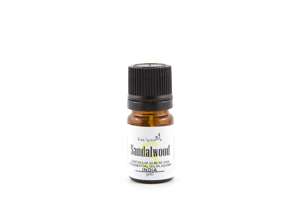 Sandalwood (10% Essential oil in Jojoba)