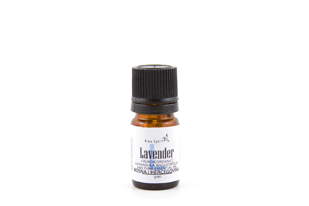 Lavender Organic Essential Oil (French)