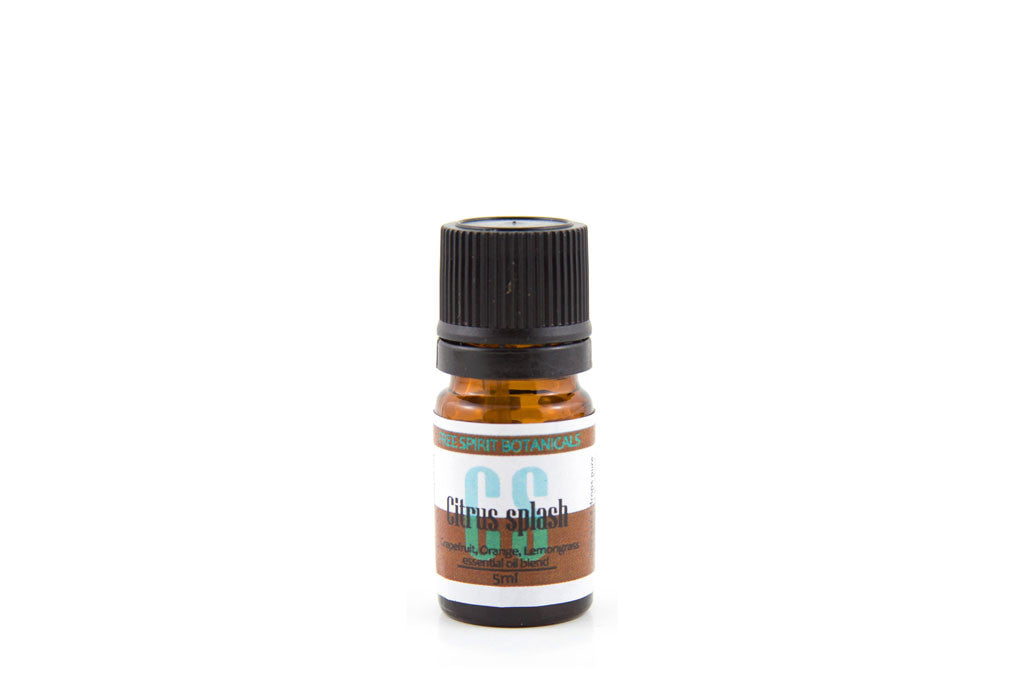 Citrus Splash Blend Essential Oil