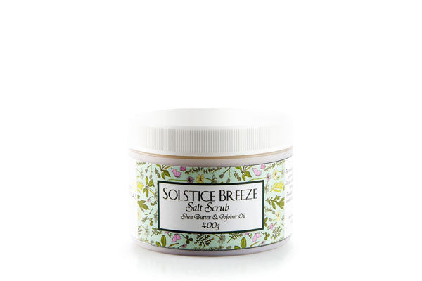 Solstice Breeze Salt Scrub