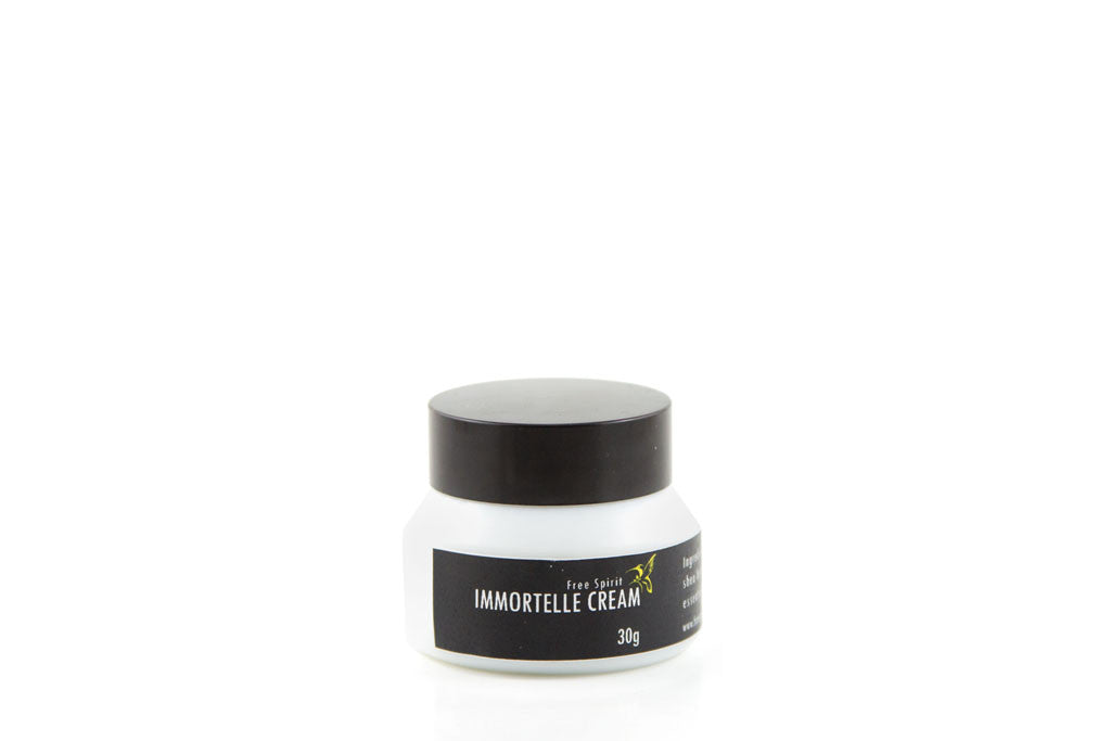 Anti-aging Immortelle Cream - From Soil to Skin