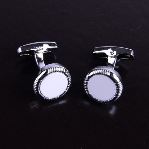 B2B Shirts - Unique Designed Wedding Tuxedo Smart Cufflinks Only 5 Pairs For Promotion - Business to Business