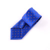 "B2B Shirts - Blue Paisley 3"" Necktie Business Elegance Italian Traditional Style For Formal - Business to Business"