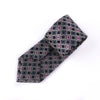 "B2B Shirts - Brown Stylish Italian Check Pattern 3"" Necktie Business Formal Elegance - Business to Business"