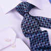 "B2B Shirts - Classic Basket Woven 3"" Necktie Business Formal Elegance For Smart Men's Ego - Business to Business"