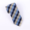"B2B Shirts - Multi Colors Backetweave GQ Designer Tie Men's Skinny Necktie 3"" 7.5cm Knot - Business to Business"
