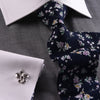 B2B Shirts - Best Soft Grey Oxford Professional Dress Shirt in Double French Cuff in All Sizes - Business to Business