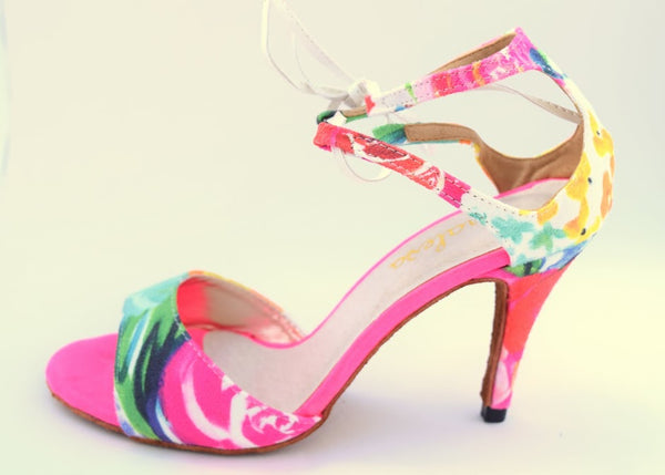 LAYLA IN NEON FLOWERS by Maleva Label