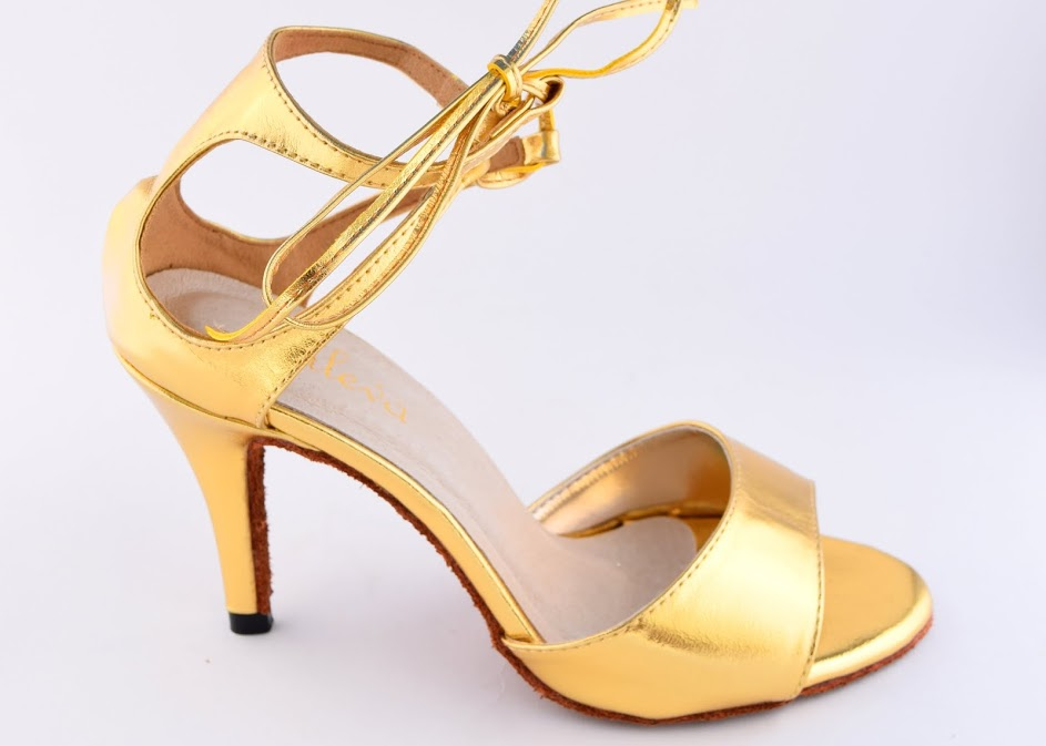LAYLA IN GOLD by Maleva Label