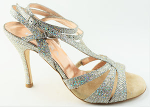 Size 8 - Recoleta Twins in Disco Ball - Regina