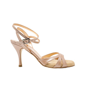 Size 5 - Eva3 Twins Slim in Sahara Leather - Regina