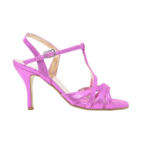 Size 7 - Hollywood in Metallic Fuchsia Leather - Regina