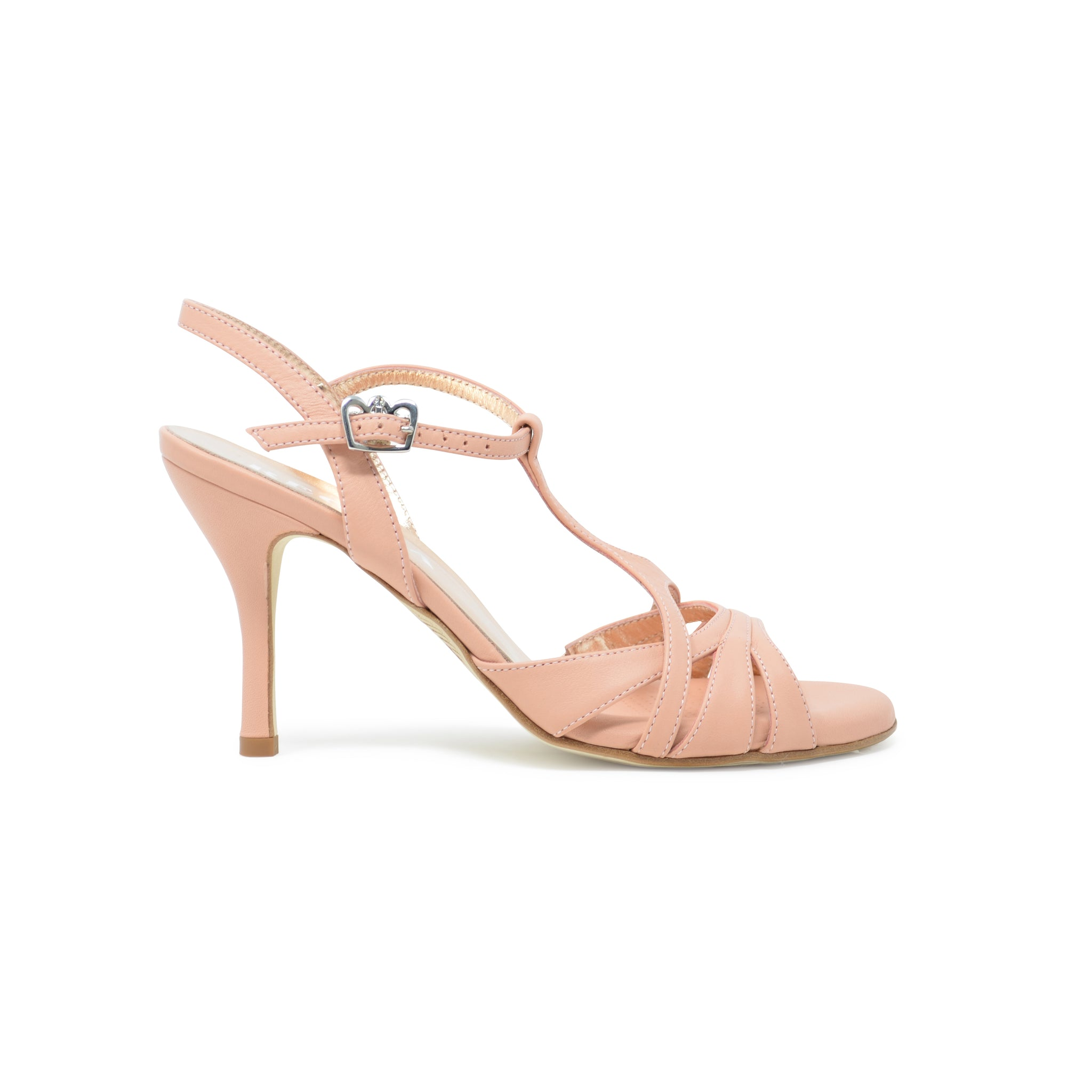 Size 6.5 - Hollywood Slim in Dusty Rose - Regina