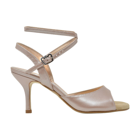 Size 7 - Nizza Twins in Sahara Leather - Regina