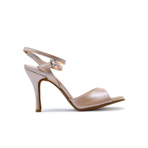 Size 6.5 - Nizza Twins in Sahara Leather (SUEDE SOLE)- Regina