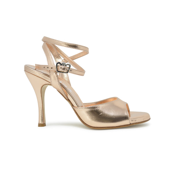 Size 7 - Nizza Twins in Rose Gold - Regina