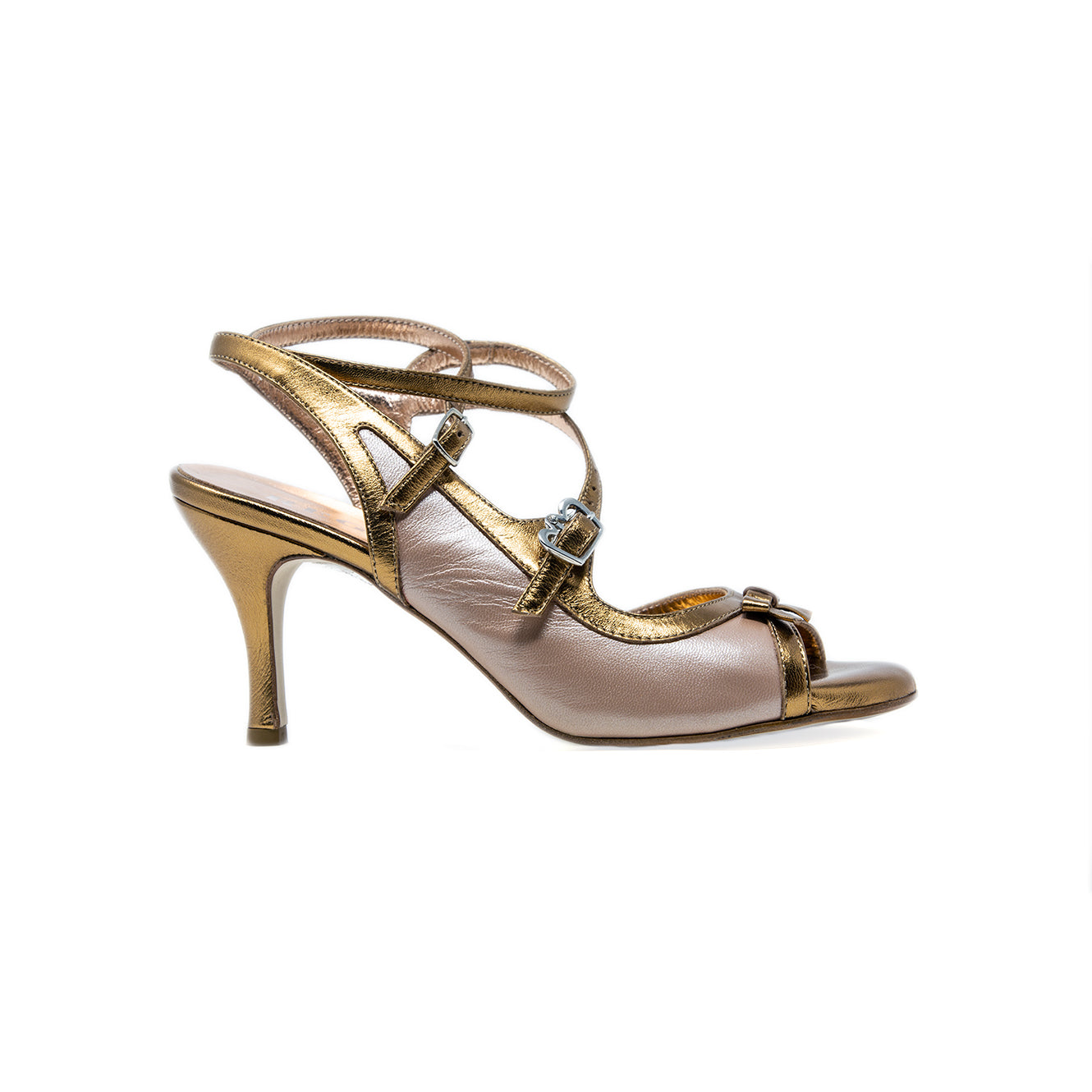 Size 6 - Pigalle Slim in Sahara with Bronze - Regina