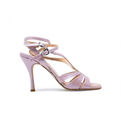 Size 6 - Recoleta Twins in Pearly Lilac Leather - Regina