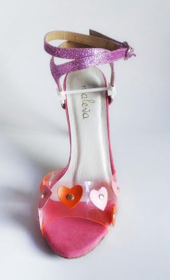 LOLITA with HEARTS by Maleva Label