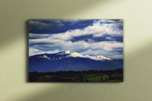 Cascades Mountains Canvas Main - Andrew Moor Photography