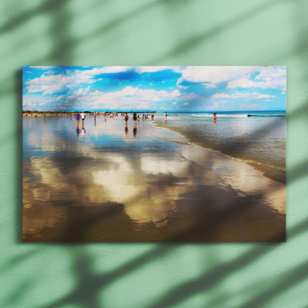 Ogunquit Summer Canvas Square - Andrew Moor Photography