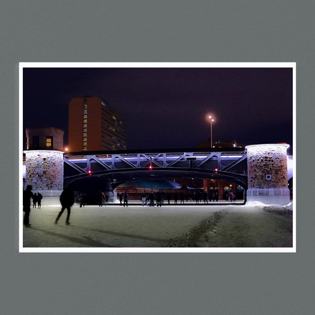 Pretoria Bridge - Winter - 9 X 6 Photographic  Print - Andrew Moor Photography