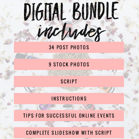Digital Class Bundle: Not Today Satan (FB, Project Broadcast, PowerPoint Bundle)