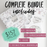Not Today Satan- Complete Bundle