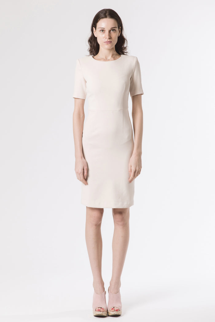 Essential Ivory Dress