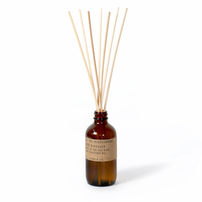 No. 25: Nightshade - Reed Diffuser