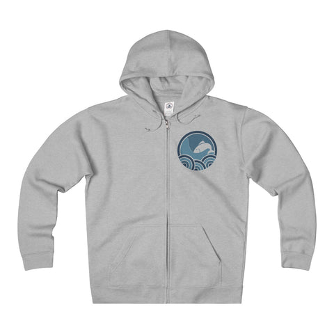 The Role Zip Fleece Hoodie