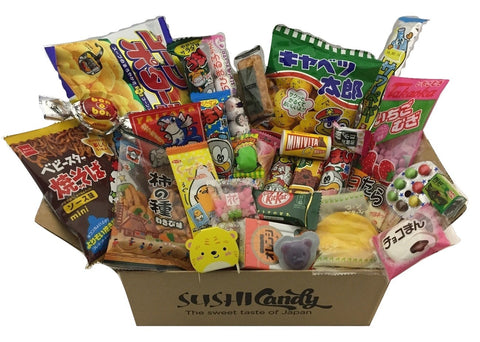 Sushi candy Subscription box May set