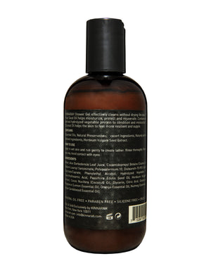 SHOWER GEL 8fl oz