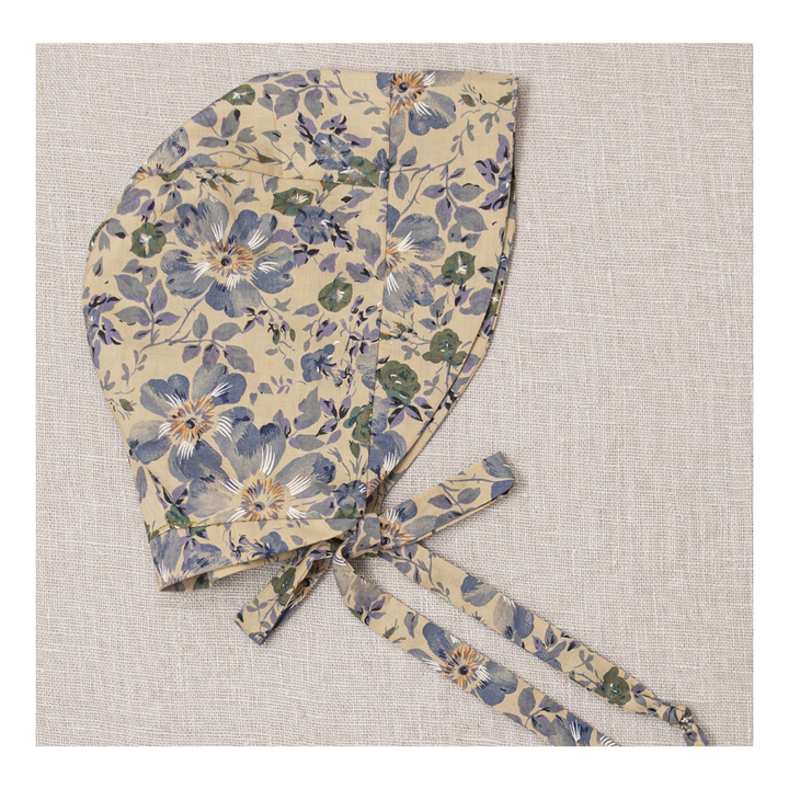 Liberty Print Knicker & Bonnet Set